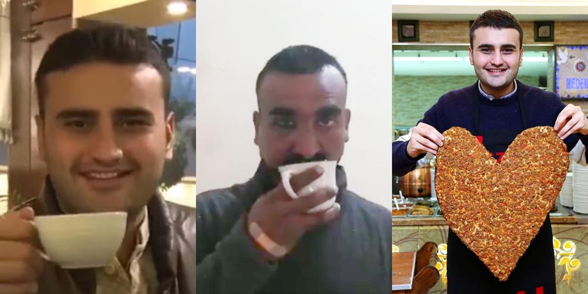 tea is fantastic Burak Ozdemir