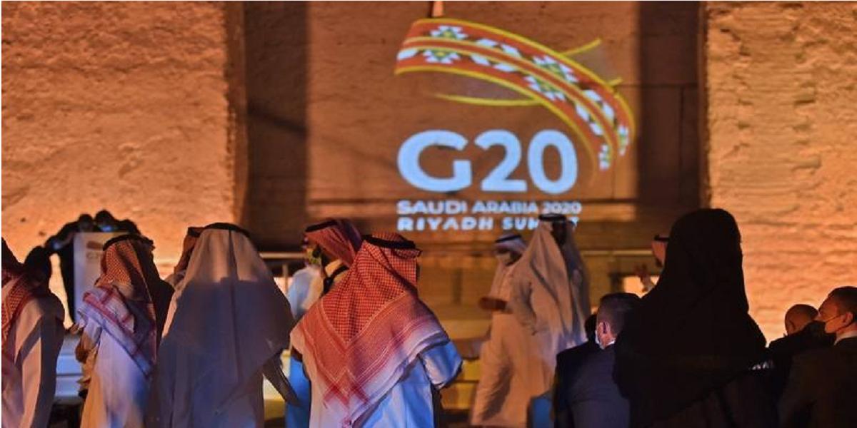 G20 virtual summit