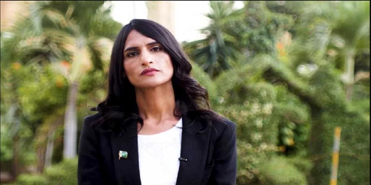 Nisha Rao transgender lawyer