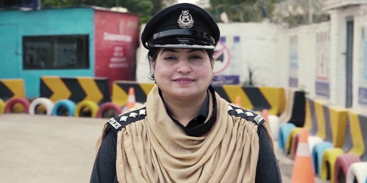 DSP Aneela Naz