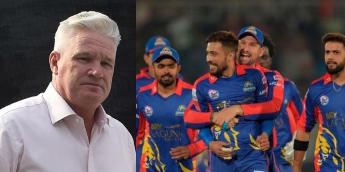 Dean Jones Karachi Kings paid tribute