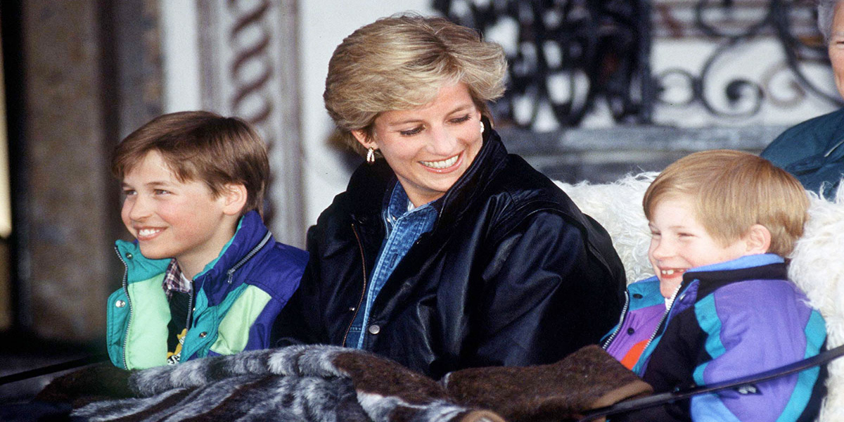 Princess Diana Would Do Everything To Unite Her Sons