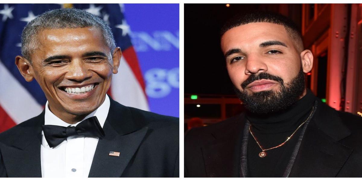 Drake To Play As Obama