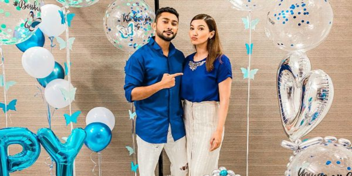 Indian Celebrity Gauahar Khan engaged to TikToker Zaid Darbar