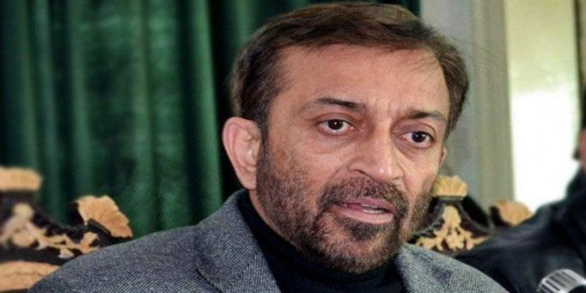Farooq Sattar COVID-19 positive