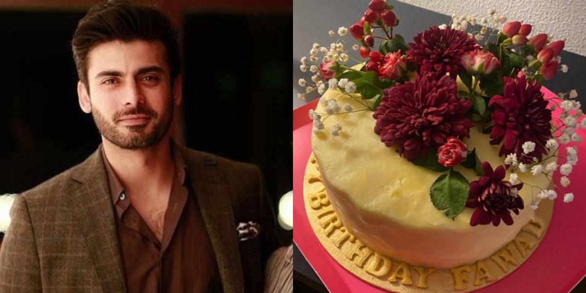 Fawad Khan birthday
