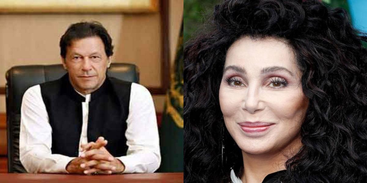 PM Imran Khan Cher