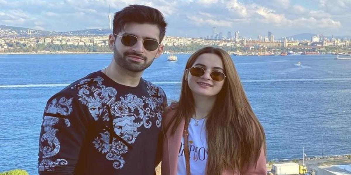 Aiman and Muneeb