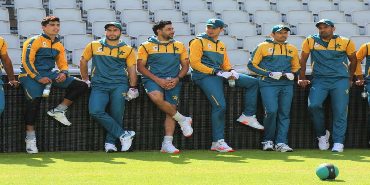 Pakistani players gone through 3rd round of Covid-19 testing in New Zealand