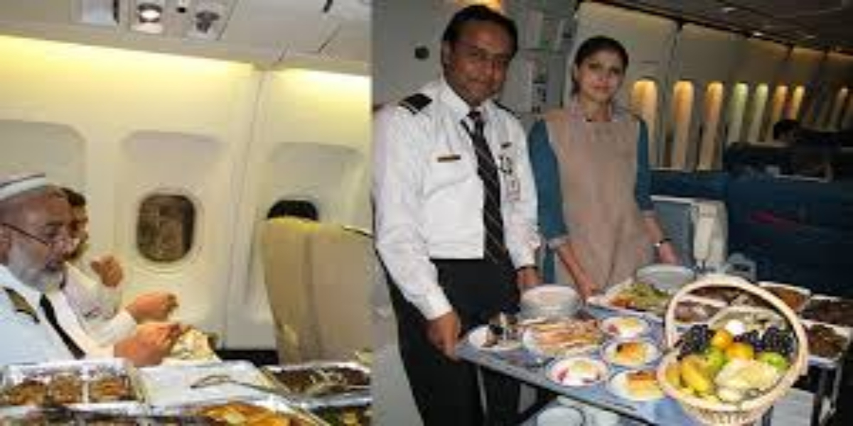 Domestic Flights banned to Offer any kind of Meals