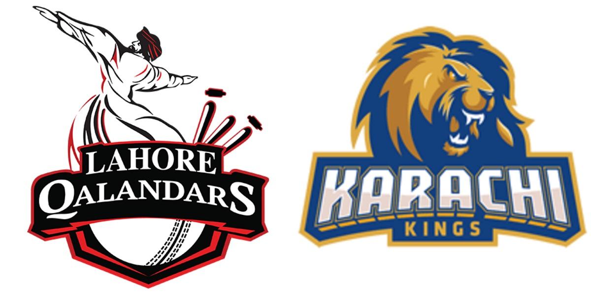 Lahore Qalandars Karachi Kings PSL 5
