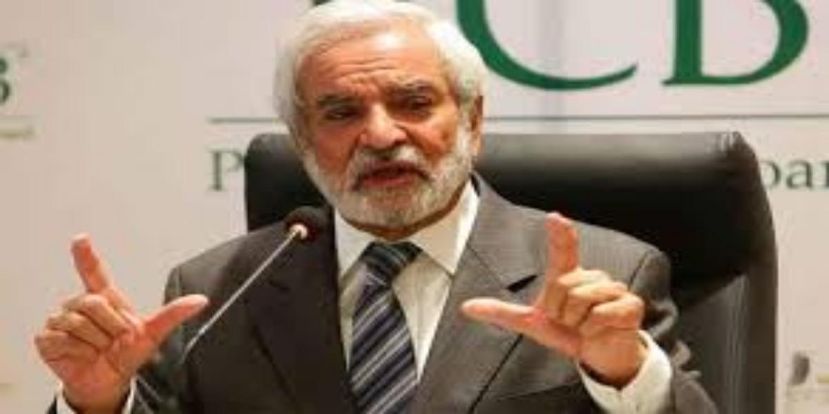 Ehsan Mani resigns