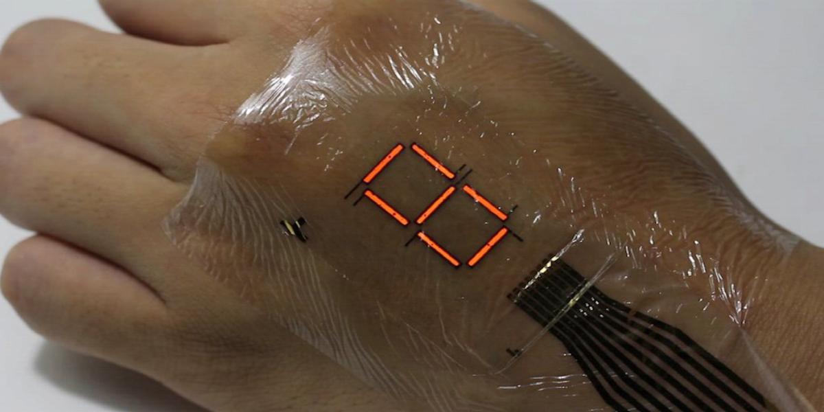 Electronic Skins