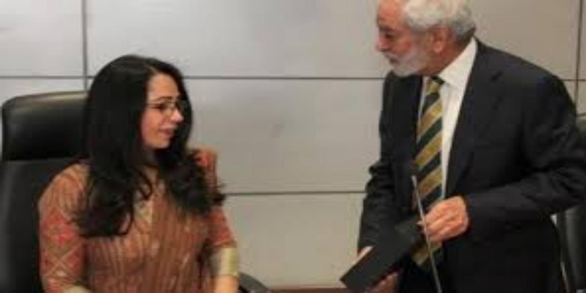 PCB's first-ever female director Alia Zafar feels proud