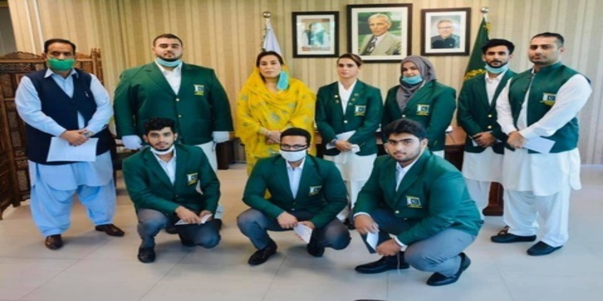Pakistan Sports Board distributes prize money to medal winners of South Asian Games