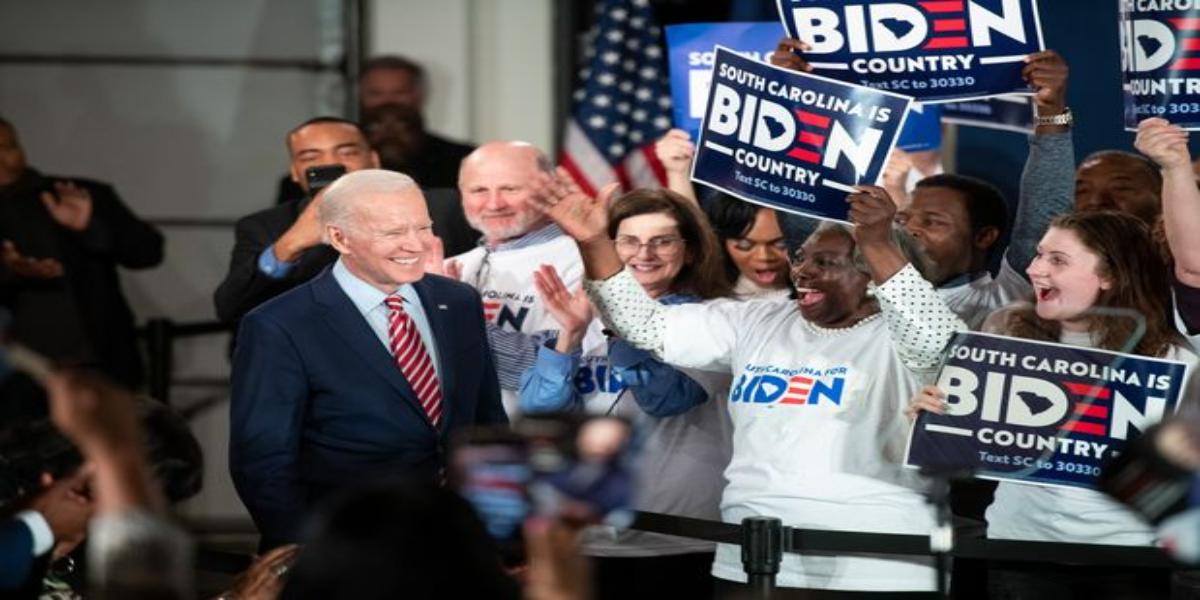 US Election 2020: Biden