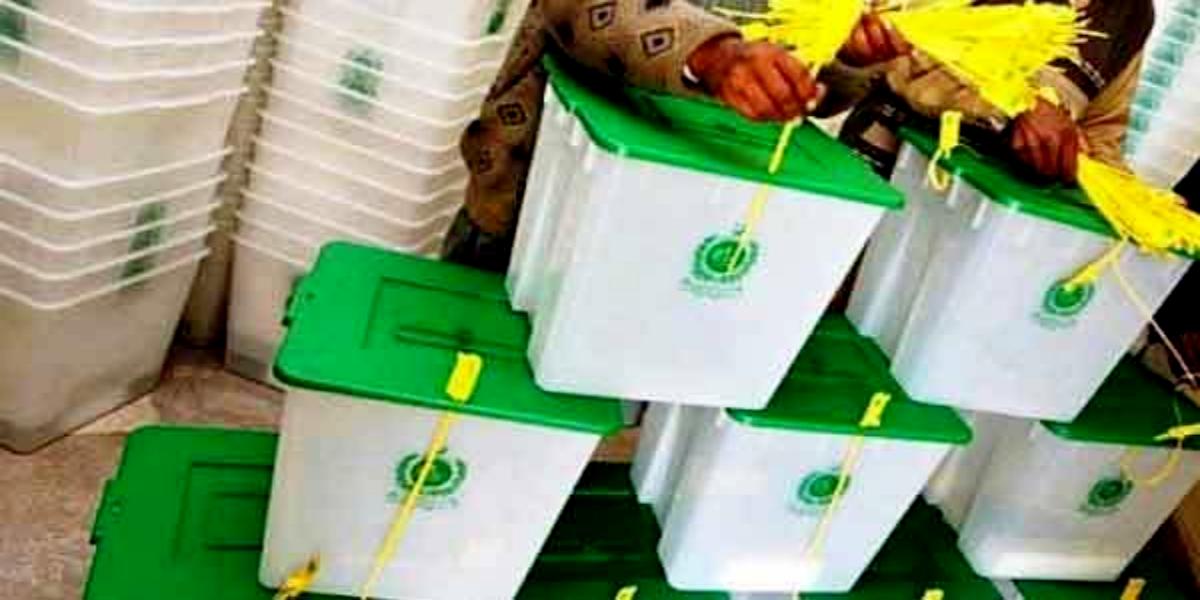 Gilgit Baltistan elections