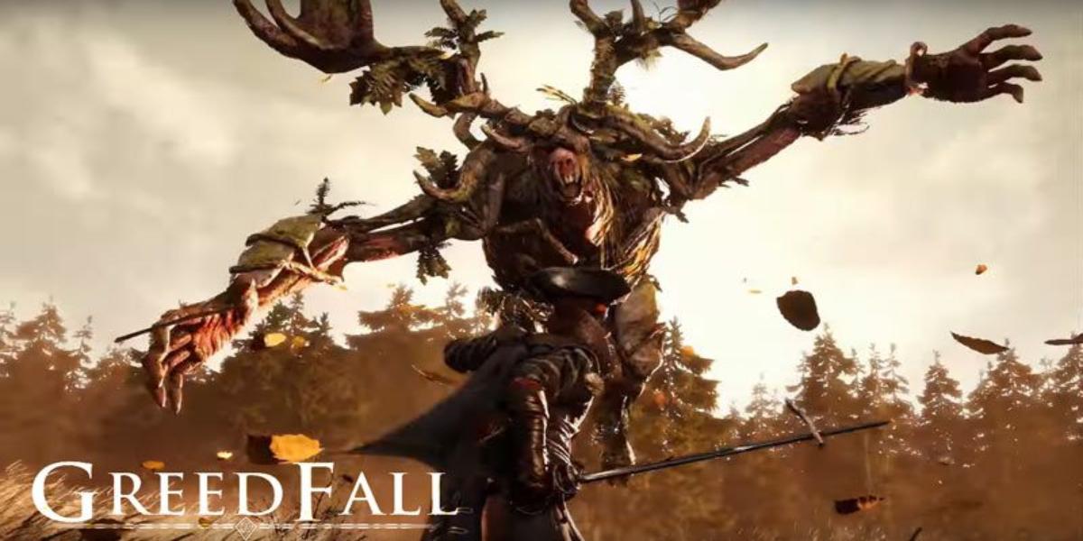 GreedFall Xbox