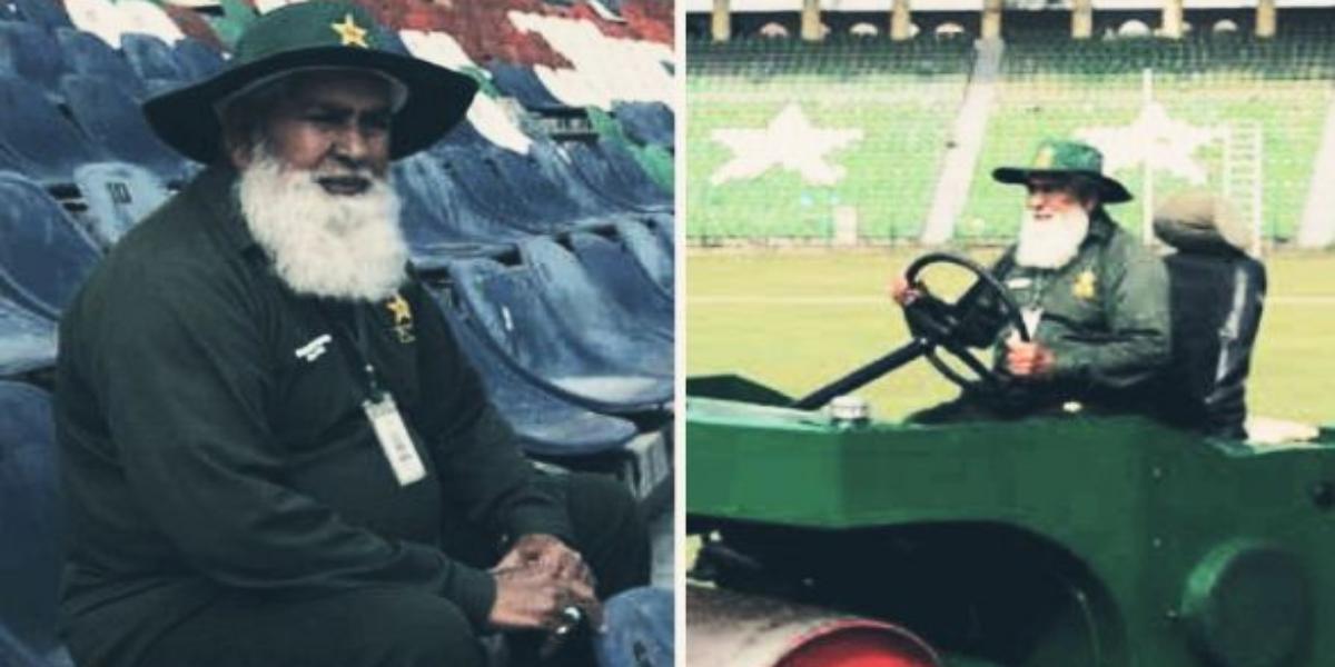 Haji Bashir head curator passed away