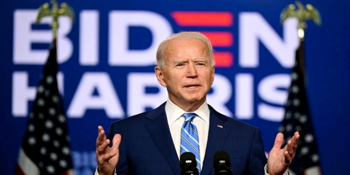 Joe Biden US gun violence