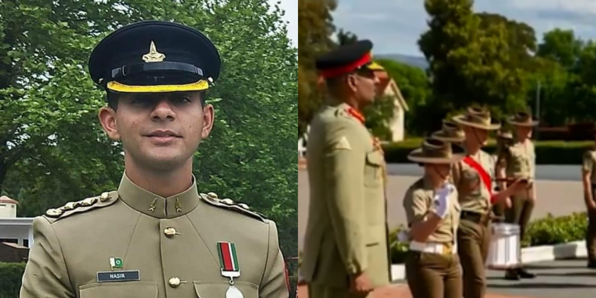 Lt Nasir Shaheed