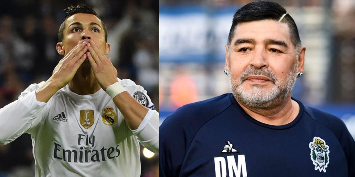 Diego Maradona died