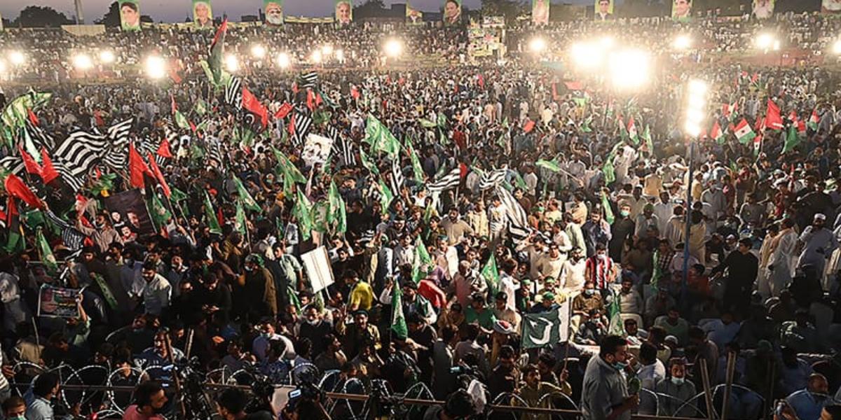 PDM Peshawar Jalsa today