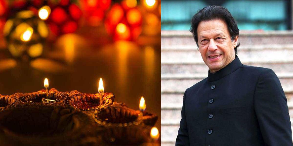 PM Imran Diwali