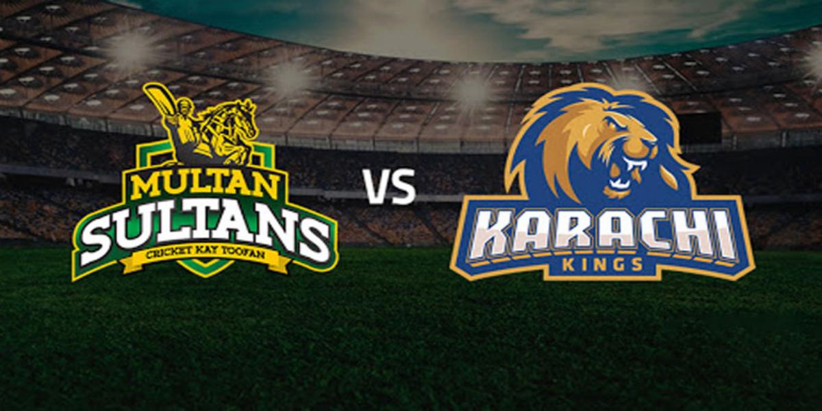PSL 2021: Karachi Kings will continue their campaign against Multan Sultans