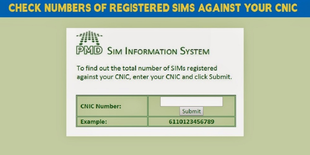 Find Number of SIMs