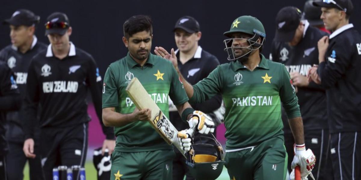 Pakistan tour New Zealand