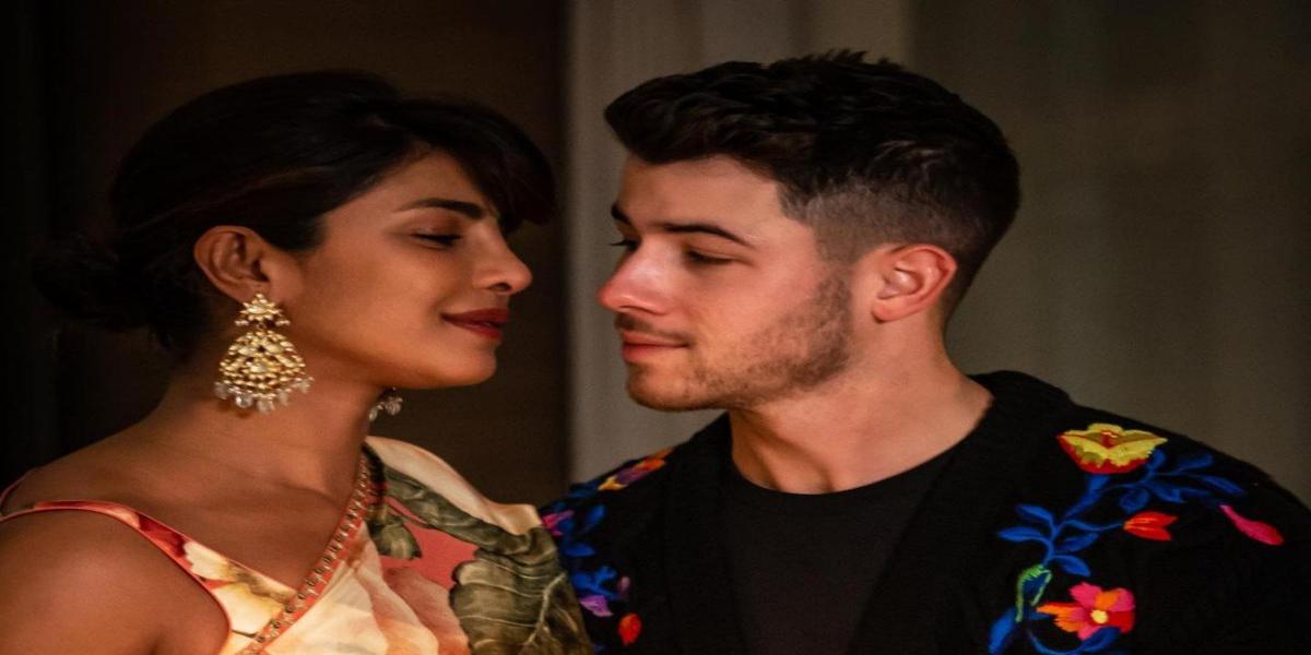 Priyanka And Nick Diwali Festive