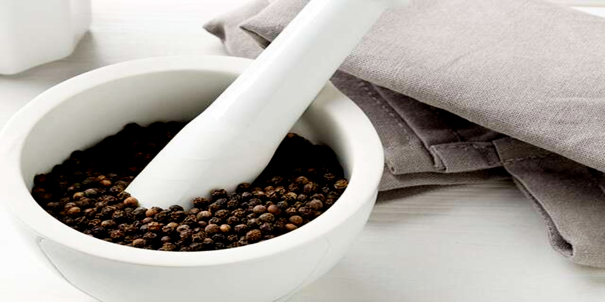 Benefits Peppercorn Scrub