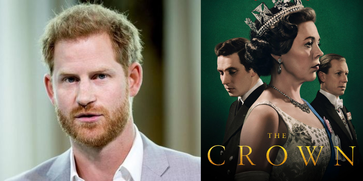 Prince Harry The Crown