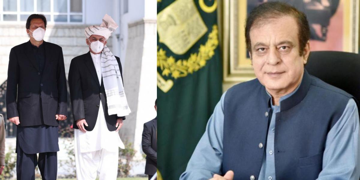 Shibli Faraz PM Imran Kabul visit