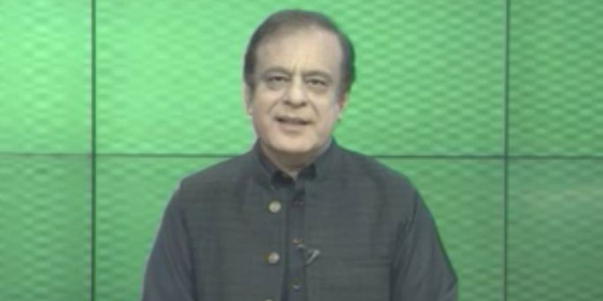 Shibli Faraz video response