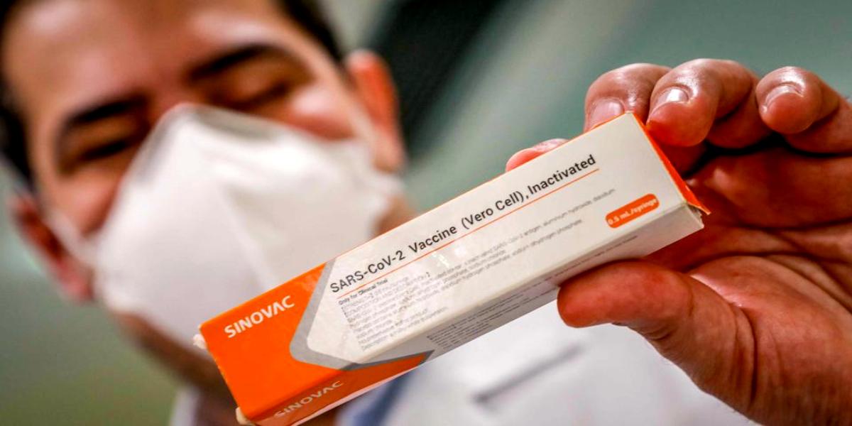 China's Sinovac Drug Testing Suspended