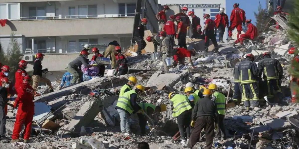 Turkey Earthquake death toll