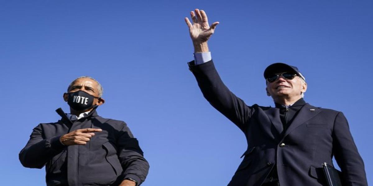 US Election 2020: Biden breaks Obama's 2008 popular vote record