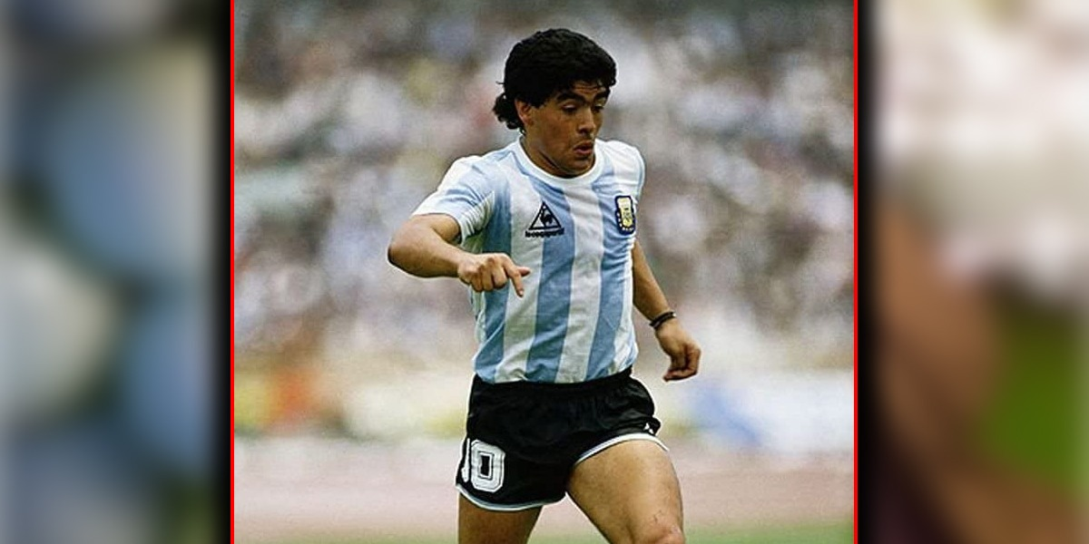 Diego Maradona football community pays tribute