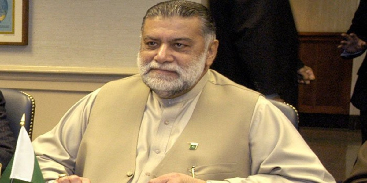 Zafarullah Jamali passes away