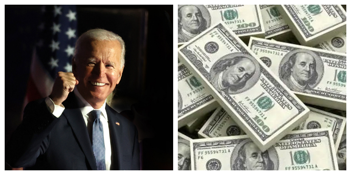 Dollar Begins To Depreciate As Biden Advanced Toward White House