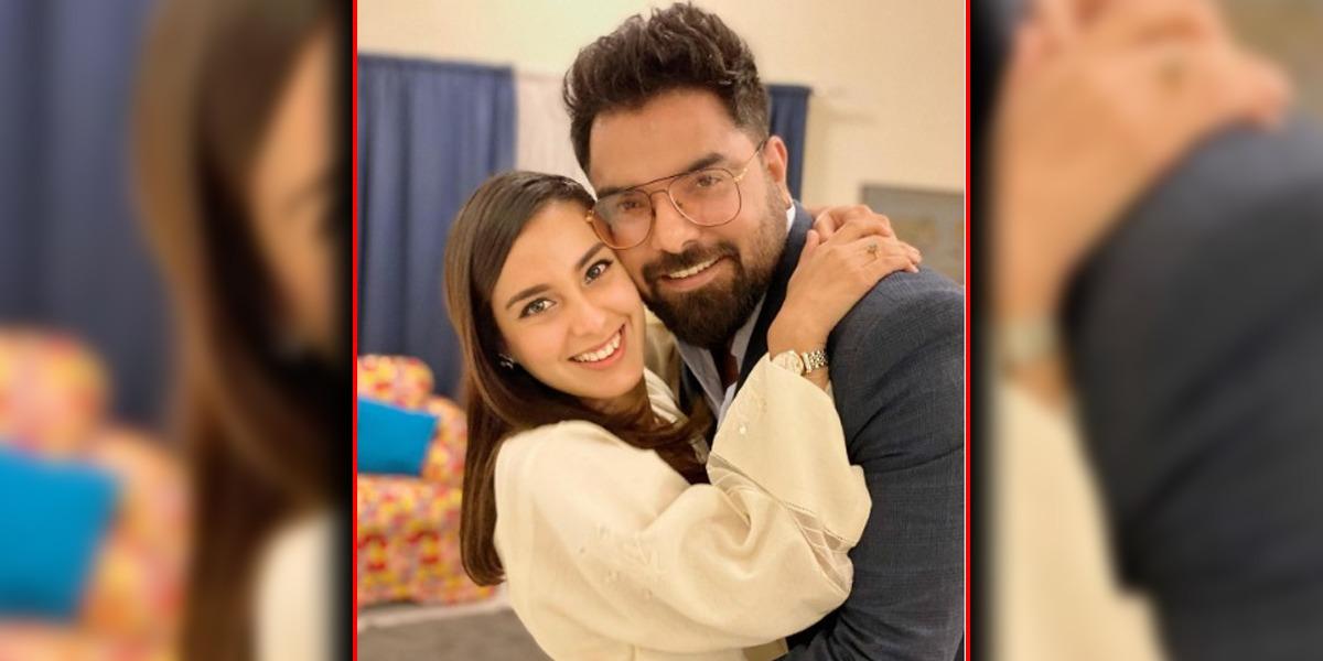 Iqra Aziz Birthday: Hubby Yasir Hussain Sends Love To Birthday Girl