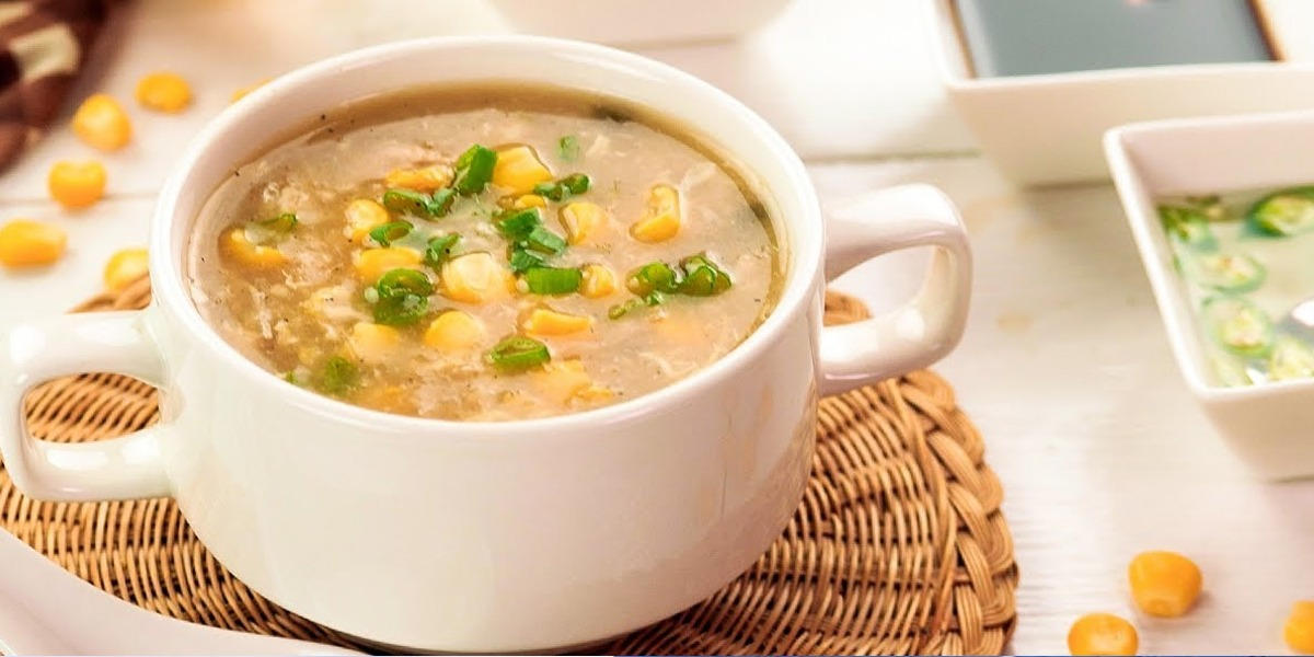 Chicken Corn Soup: Tantalize Your Taste Buds With Homemade Recipe