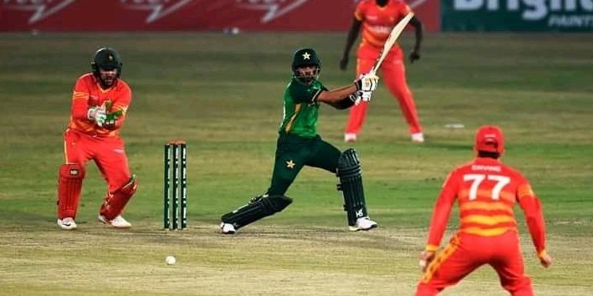 Pak Vs Zimbabwe: Zimbabwe Beat Pakistan In Super Over