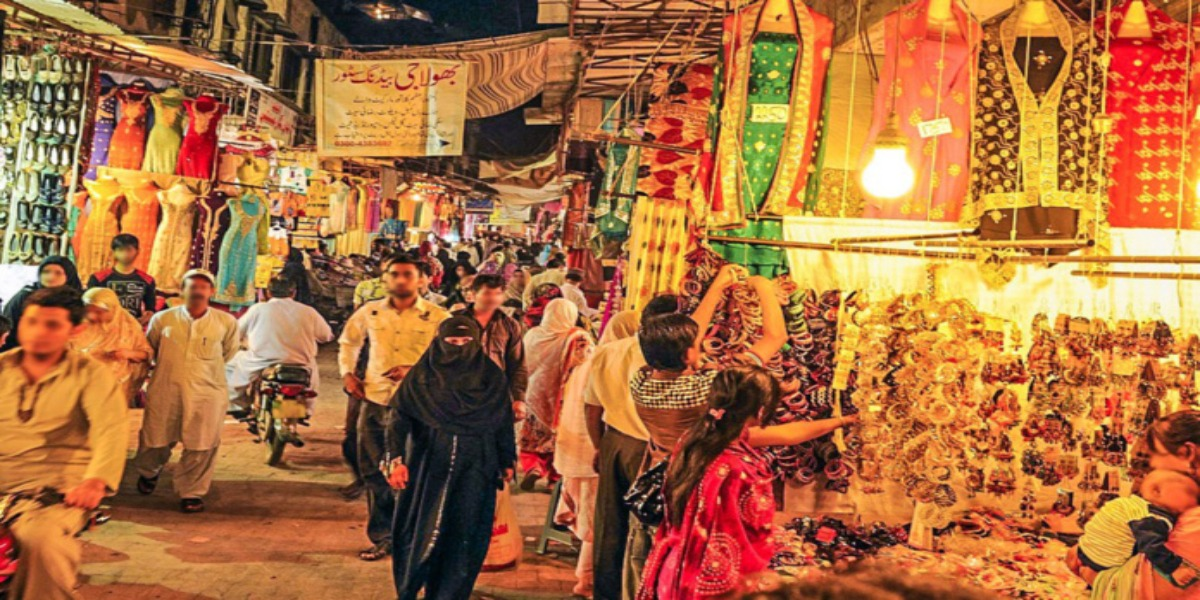 Sindh Govt Allows Markets To Remain Open Till 8pm
