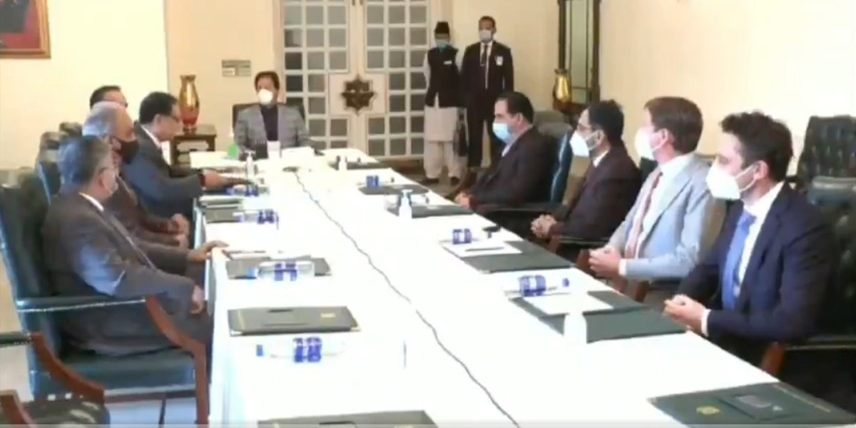 Pakistan Facing Great Challenges Due To Waste And Littering: PM