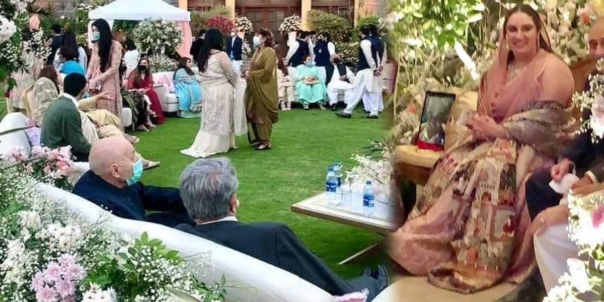 Bakhatawar Bhutto & Mahmood Chaudhry Are Officially Engaged