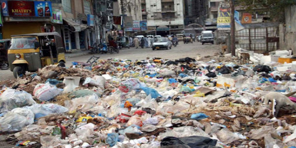 Section 144 Imposed Against Open Dumping of Garbage