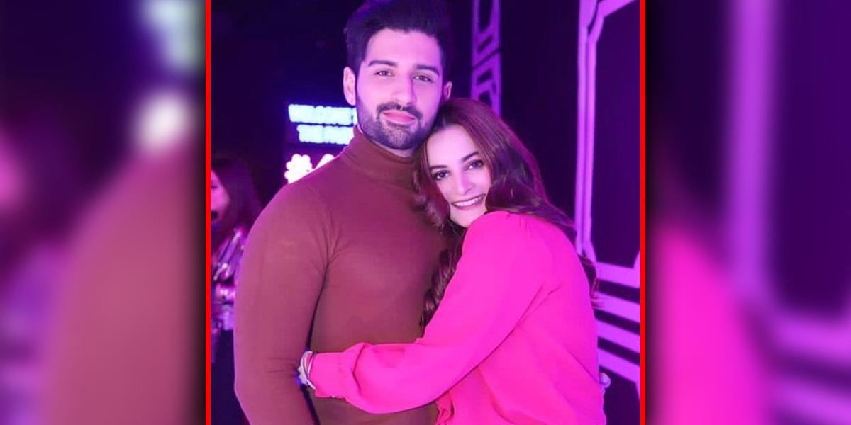 Muneeb Butt And Aiman Khan Get Mushy On Wedding Anniversary